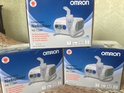 Ингалятор небулайзер компрессорный Omron ne-c28p Plus за 1550 грн